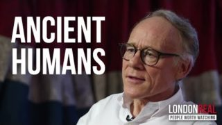 REVEALED: ANCIENT HUMANS OF NORTH AMERICA – Graham Hancock on London Real
