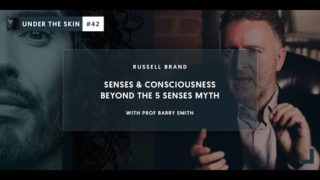 Senses & Consciousness – Beyond The 5 Senses Myth | Under The Skin #42 with Russell Brand