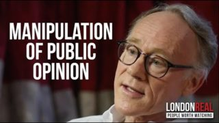THE BENEFITS OF PSYCHEDELICS – Graham Hancock on London Real