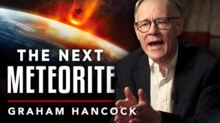 WHAT WOULD HAPPEN IF A METEORITE HITS US – Graham Hancock | London Real