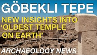 BREAKING NEWS – Astonishing Revelations at 'Oldest Temple on Earth' // Gobekli Tepe