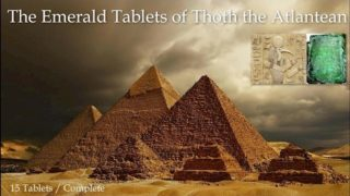 The Emerald Tablets of Thoth the Atlanean: Tablet 2