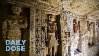 Analyzing the Latest Ancient Egyptian Discovery