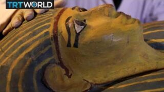 Ancient Discovery: Archaeologists unveil new findings in Egypt