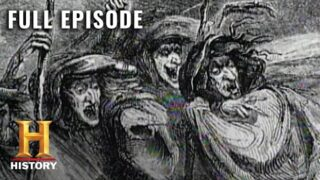 Ancient Mysteries: DARK HISTORY OF WITCHES (S4, E5) | Full Episode | History