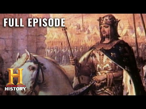 Ancient Mysteries: Quest For The Holy Grail (S5, E5)   Full Episode   History