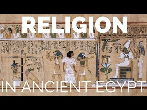 Religion in Ancient Egypt: Excellent Overview